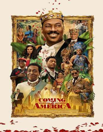 Coming 2 America 2021 English 720p WEB-DL 950MB ESubs