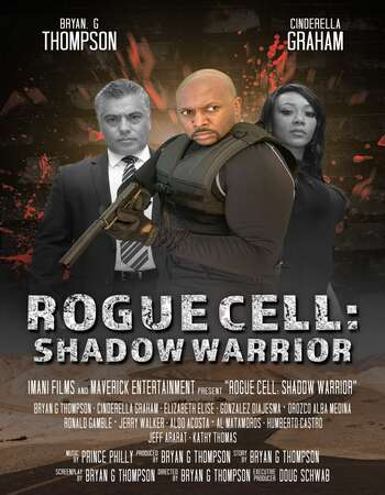 Rogue Cell Shadow Warrior 2021 English 720p WEB-DL 800MB Download