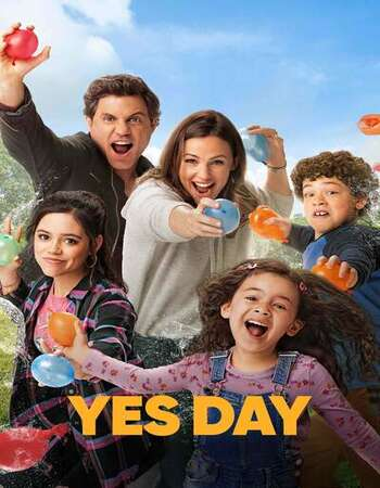 Yes Day 2021 English 1080p WEB-DL 1.4GB ESubs