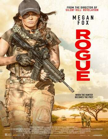 Rogue 2020 Dual Audio [Hindi-English] 720p BluRay 950MB ESubs