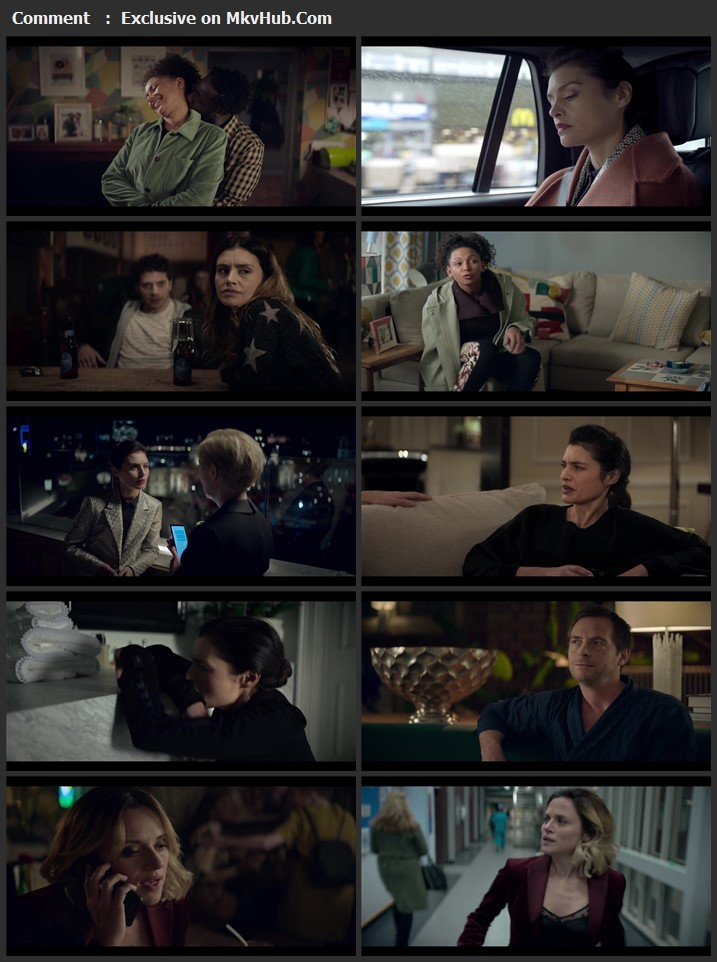 The One S01 COMPLETE 720p WEB-DL x264 1.8GB MSubs Download