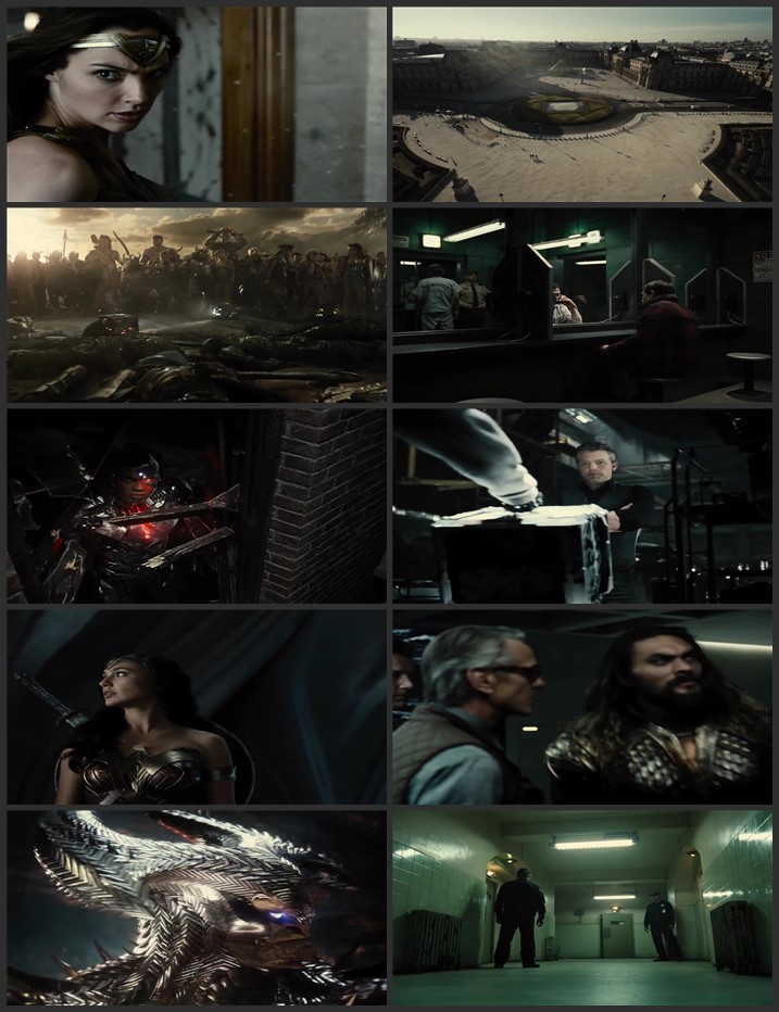 Zack Snyder's Justice League (2021) English 720p WEB-DL x264 2.1GB Full Movie Download