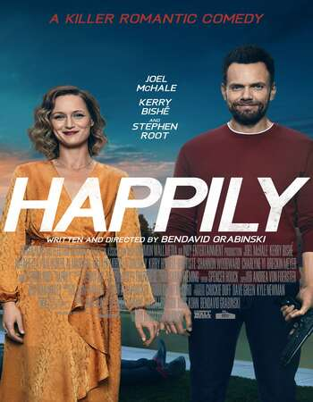 Happily (2021) English 720p WEB-DL x264 850MB Full Movie Download