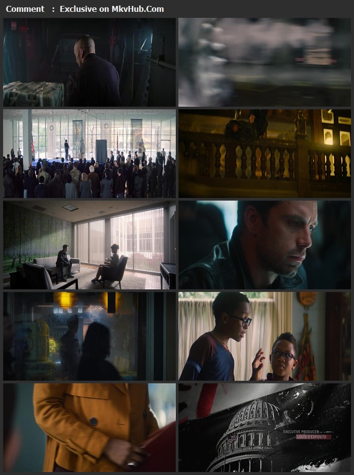 The Falcon and the Winter S01 English 720p WEB-DL x264 ESubs