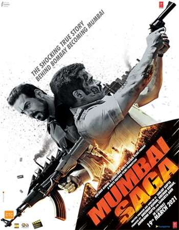 Mumbai Saga (2021) Hindi 720p WEB-DL x264 1GB ESubs Full Movie Download