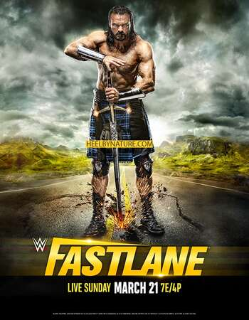 WWE Fastlane 2021 PPV 720p WEBRip x264 1.4GB Download