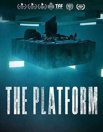 The Platform (2019) Hindi (HQ Fan Dub) 720p WEBRip x264 750MB Full Movie Download