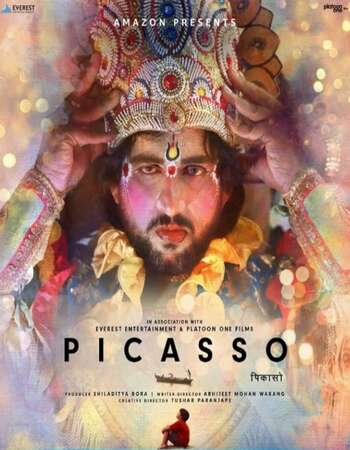 Picasso (2021) Marathi 720p WEB-DL x264 700MB Full Movie Download