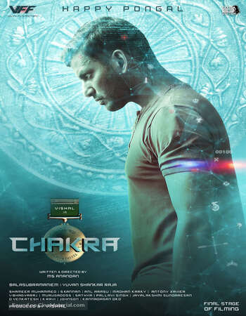 Chakra (2021) Dual Audio Hindi 720p HDRip x264 1.1GB Full Movie Download