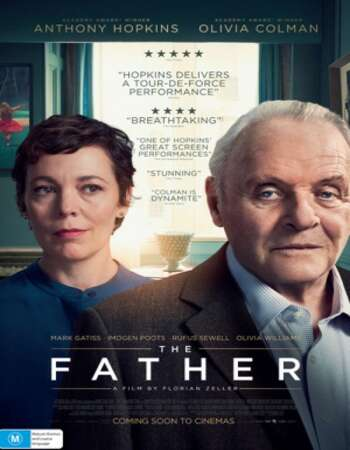 The Father 2021 English 1080p WEB-DL 1.6GB ESubs