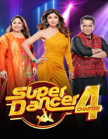 Super Dancer 4 1st May 2021 HDTV 480p 720p x264 300MB Download