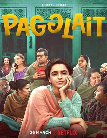 Pagglait 2021 English 720p WEB-DL 900MB ESubs