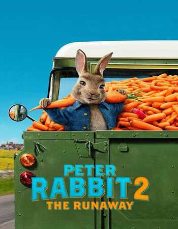 Peter Rabbit 2 2021 English 720p HDCAM 750MB Download
