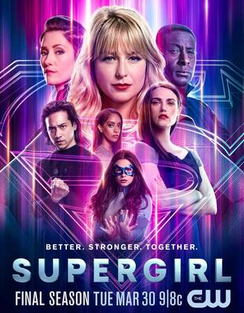 Supergirl S06 Complete 720p WEB-DL Full Show Download