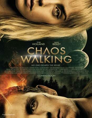 Chaos Walking 2021 English 1080p WEB-DL 1.8GB ESubs