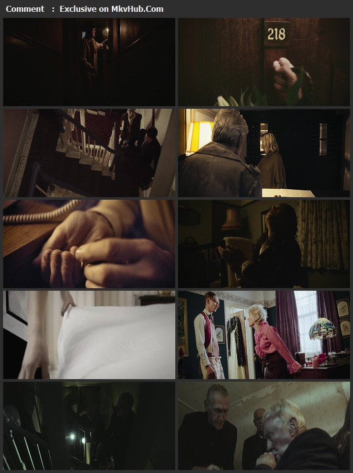 The Haunted Hotel 2021 English 720p WEB-DL 850MB Download