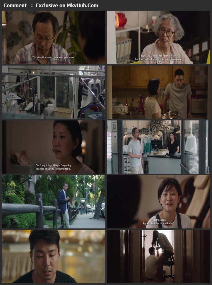 Happy Cleaners 2021 English 720p WEB-DL 850MB Download