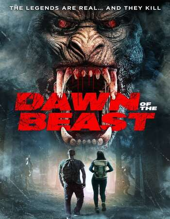 Dawn of the Beast 2021 English 720p WEB-DL 700MB Download