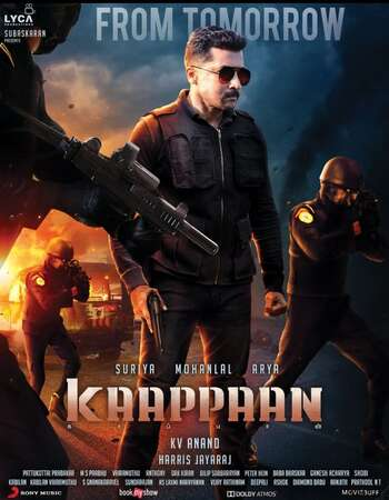 Kaappaan 2019 Dual Audio [Hindi-Tamil] 1080p WEB-DL 2.6GB ESubs
