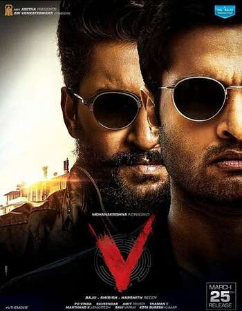 V 2020 Dual Audio [Hindi-Telugu] 1080p WEB-DL 2.3GB ESubs