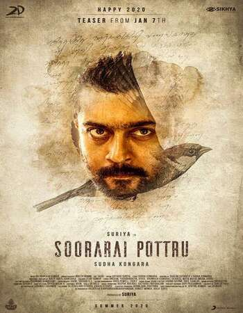Soorarai Pottru 2020 Dual Audio [Hindi-Tamil] 1080p WEB-DL 2.4GB ESubs