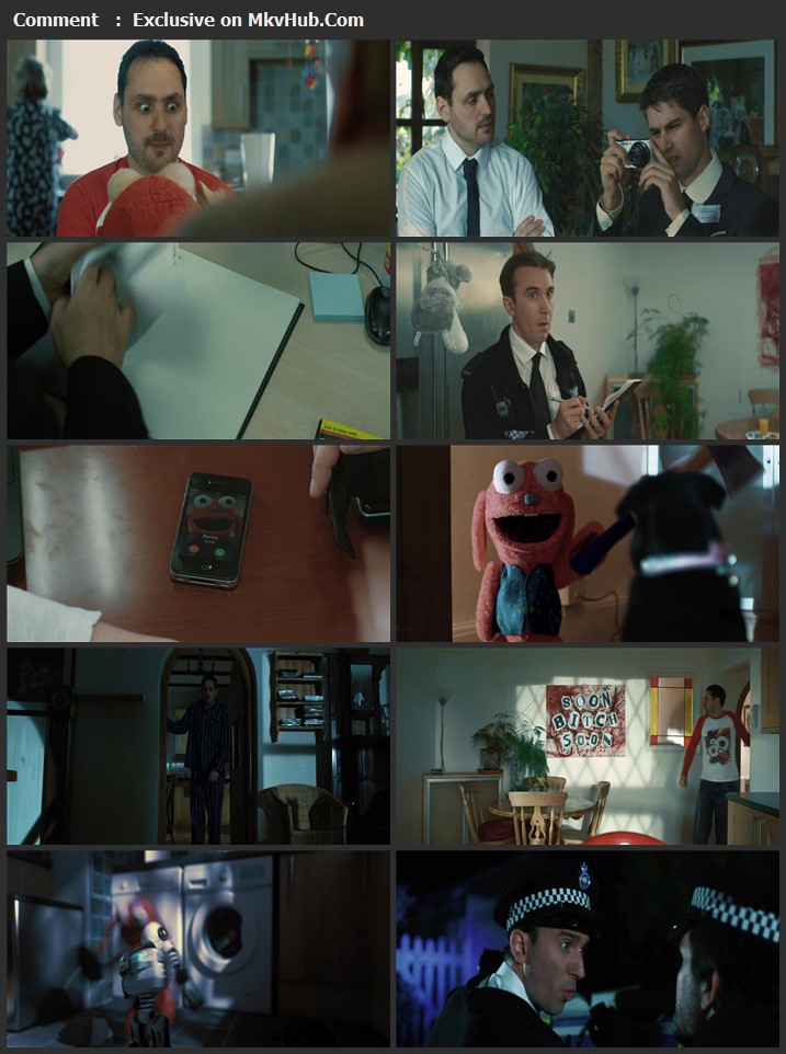 Benny Loves You 2021 English 720p WEB-DL 850MB Download