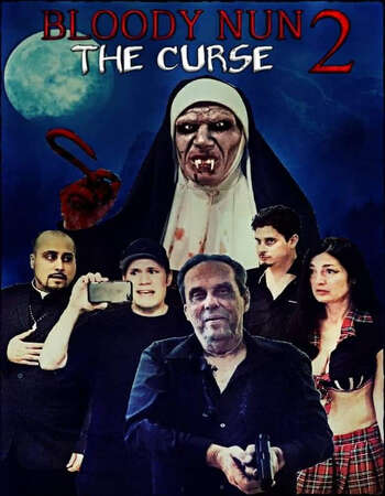 Bloody Nun 2: The Curse 2021 English 720p WEB-DL 650MB Download