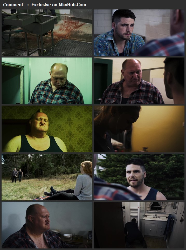 The Slaughterhouse Killer 2021 English 720p WEB-DL 700MB Download