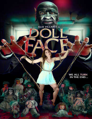 Doll Face 2021 English 720p WEB-DL 650MB Download