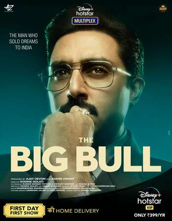 The Big Bull 2021 Hindi 720p WEB-DL x264 1.2GB ESubs