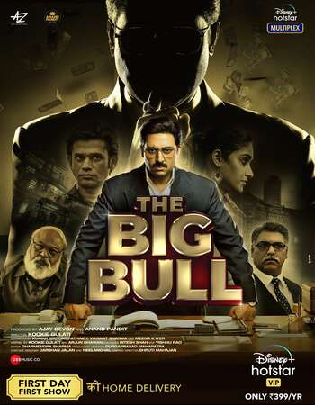The Big Bull (2021) Hindi 720p WEB-DL x264 1.2GB ESubs Full Movie Download