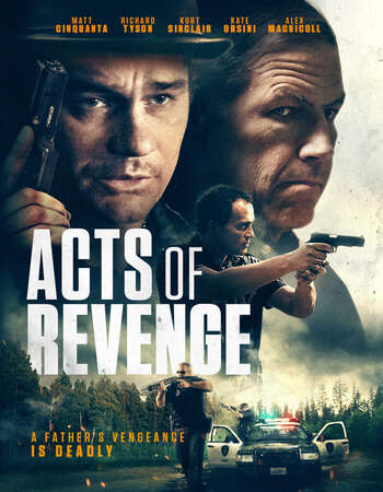Acts of Revenge 2021 English 720p WEB-DL 900MB ESubs