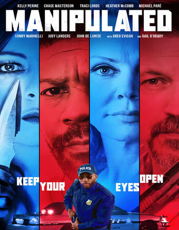 Manipulated 2021 English 720p WEB-DL 800MB Download