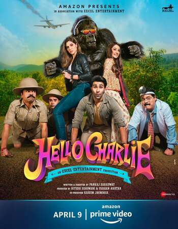 Hello Charlie 2021 Hindi 720p WEB-DL 850MB ESubs