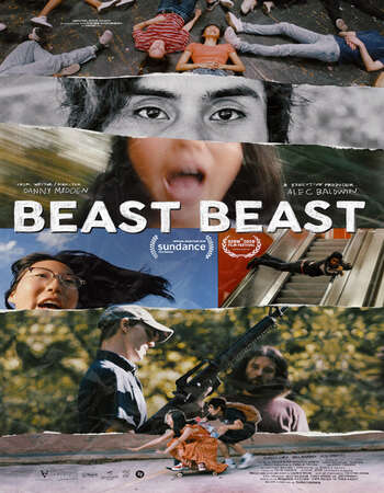 Beast Beast 2021 English 720p WEB-DL 800MB ESubs