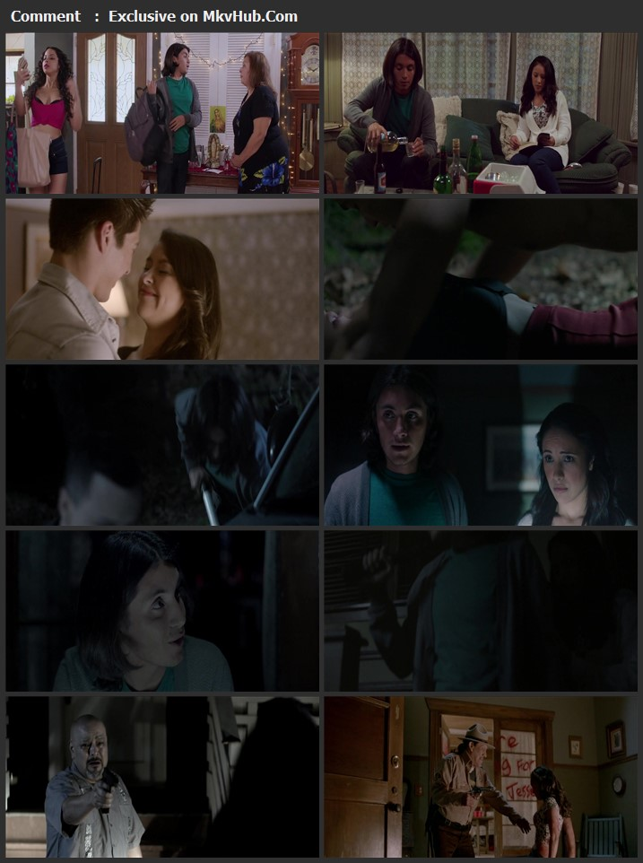Murder in the Woods 2020 English 720p WEB-DL 800MB Download