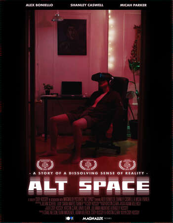 Alt Space 2020 English 720p WEB-DL 700MB ESubs