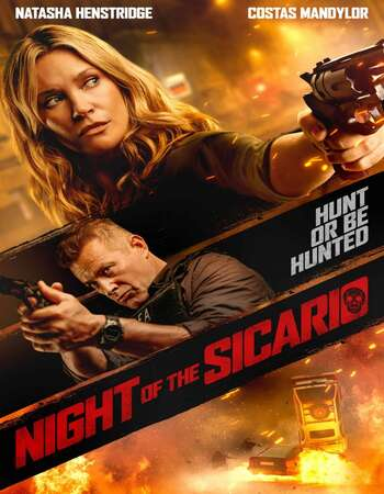 Night of the Sicario 2021 English 720p WEB-DL 750MB ESubs