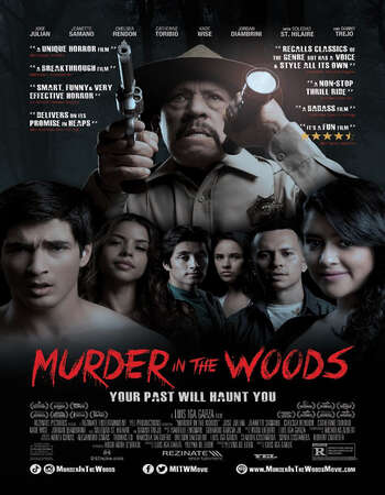 Murder in the Woods 2020 English 720p WEB-DL 800MB ESubs