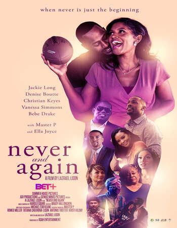 Never and Again 2021 English 720p WEB-DL 800MB ESubs