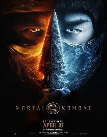 Mortal Kombat 2021 English 720p HDCAM x264 1.5GB