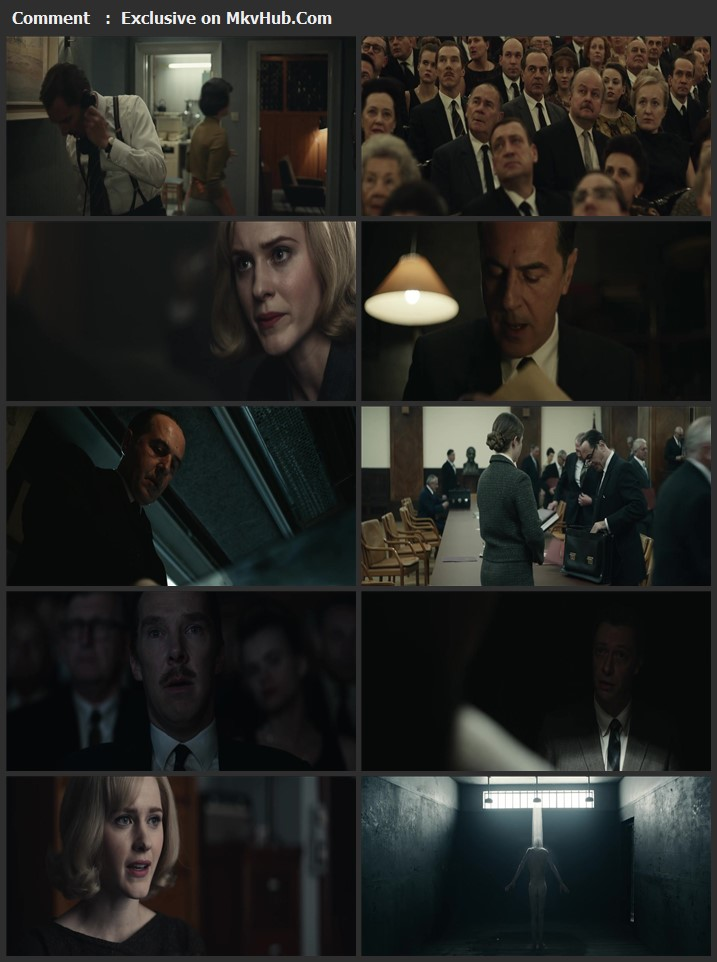The Courier 2021 English 720p WEB-DL 1GB Download