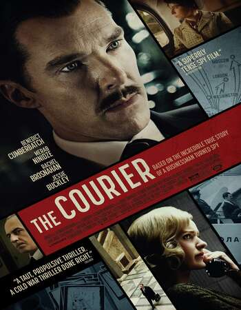 The Courier (2020) English 720p WEB-DL x264 950MB Full Movie Download