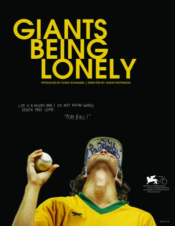 Giants Being Lonely 2021 English 720p WEB-DL 700MB ESubs