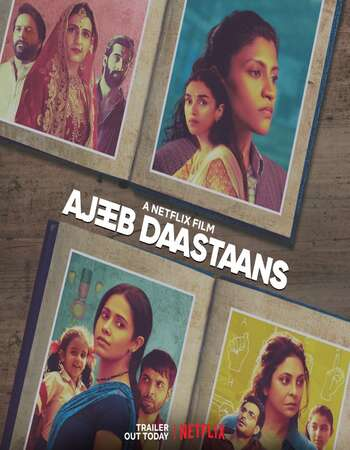 Strange Dastanas 2021 Hindi 720p WEB-DL 1.1GB ESubs