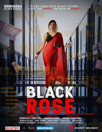 Black Rose 2021 Hindi 720p WEB-DL 850MB Download