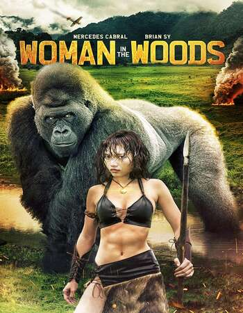 Woman in the Woods 2021 English 720p WEB-DL 800MB ESubs