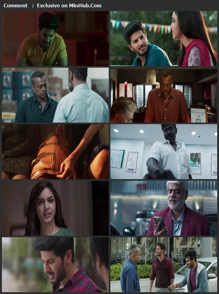 Kannum Kannum Kollaiyadithaal 2021 Dual Audio [Hindi-Tamil] 720p WEB-DL 1.3GB Download
