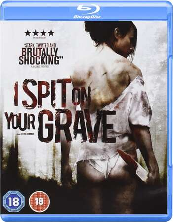 I Spit on Your Grave (2010) Dual Audio Hindi 720p BluRay x264 1.1GB Full Movie Download