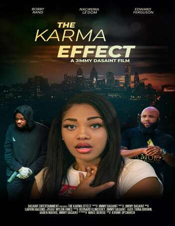 The Karma Effect 2020 English 720p WEB-DL 600MB Download